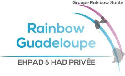 logo rainbow guadeloupe had privee ehpad